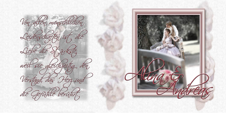 Hochzeit Alina u.Andreas
