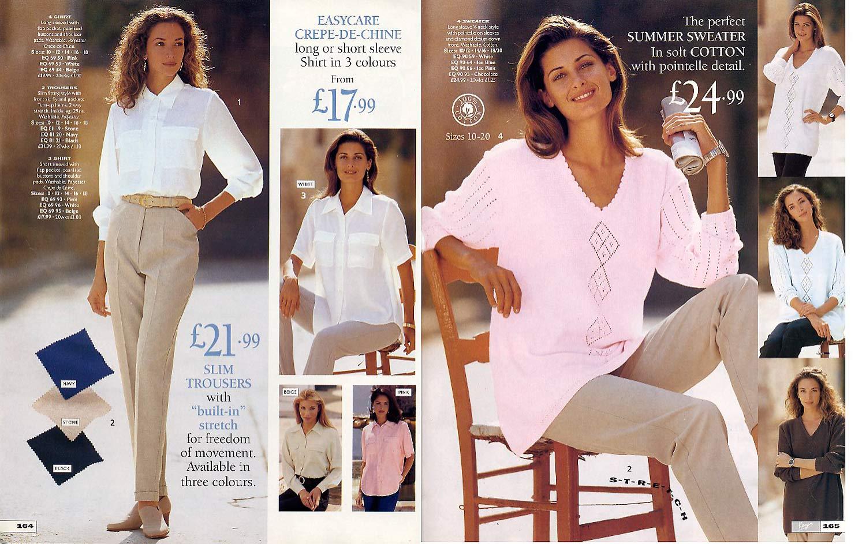 Mode, Katalog