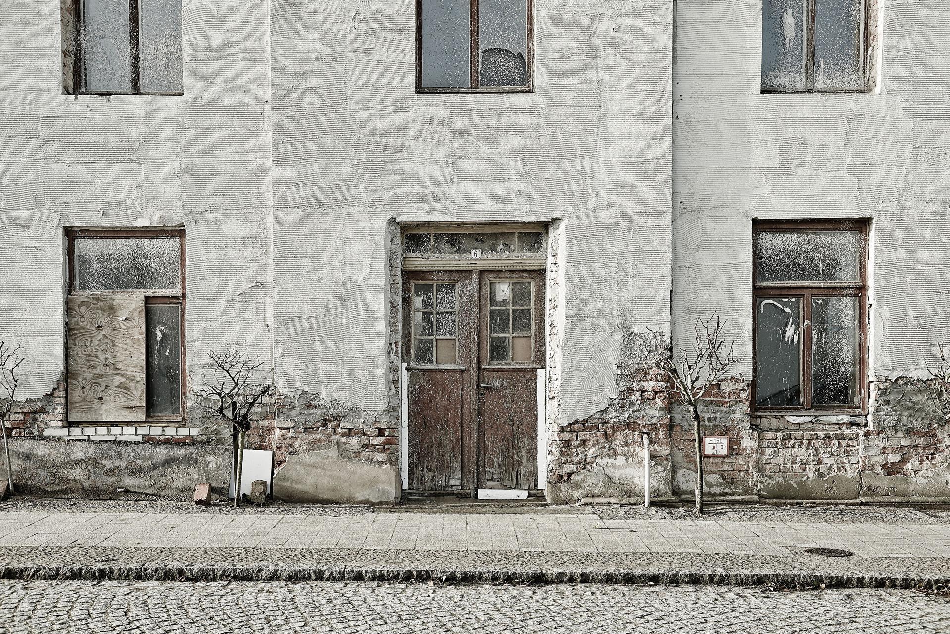 Rügen, Putbus im Winter